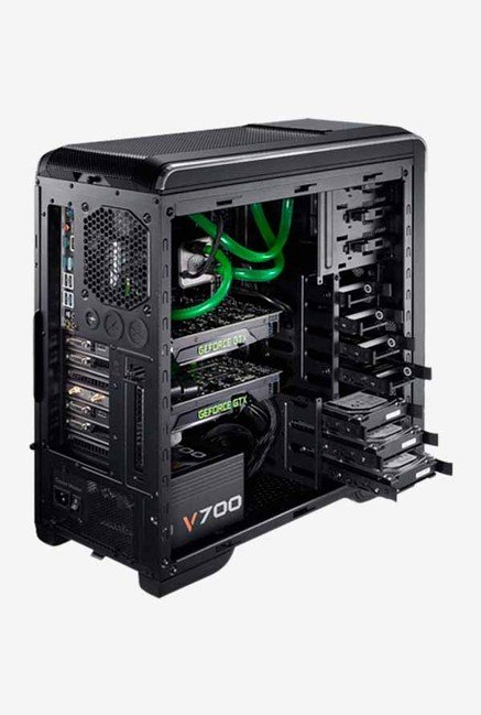 Cooler Master CM 693 TP Mid Tower Case Black