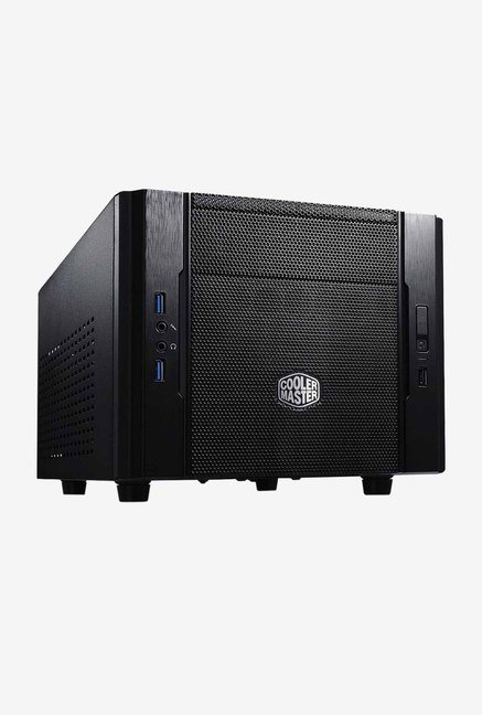 Cooler Master Mini ITX CPU Case Black