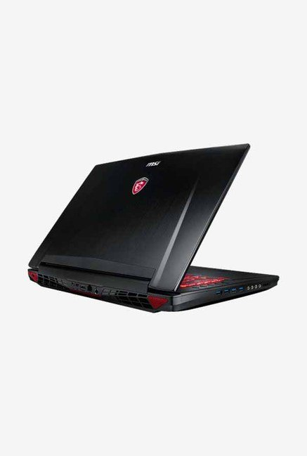 MSI Dominator GT72 6QE 43.94cm Laptop (Intel i7, 1TB) Black