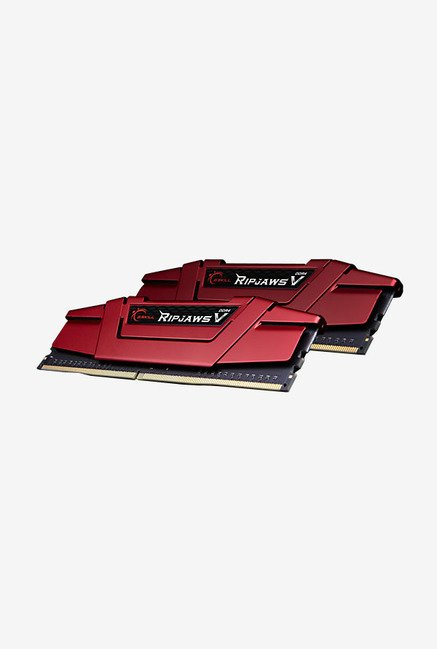 G.Skill Ripjaws V F4-3000C15D-16GVRB 16 GB RAM Red