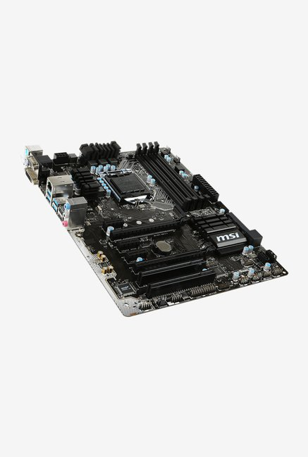 MSI B150 PC MATE Mother Board Black