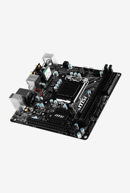 MSI B150I GAMING PRO Mother Board Black