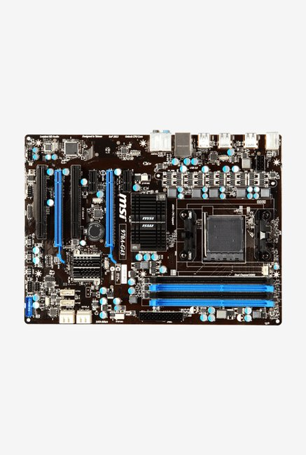 MSI 970A-G43 Mother Board Black