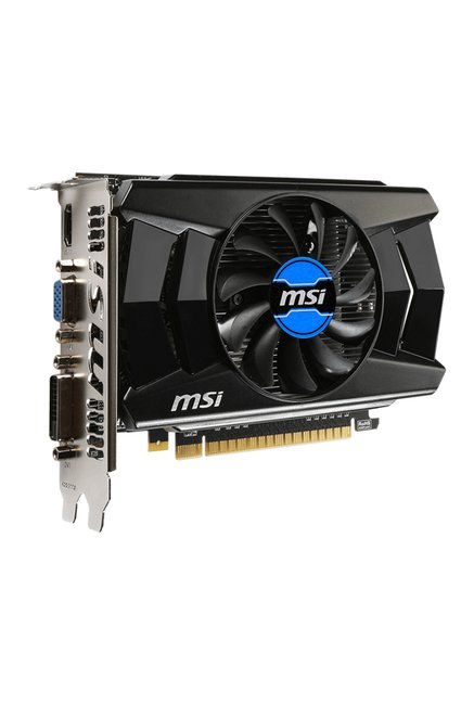 MSI N740-2GD5 Graphics Card Black