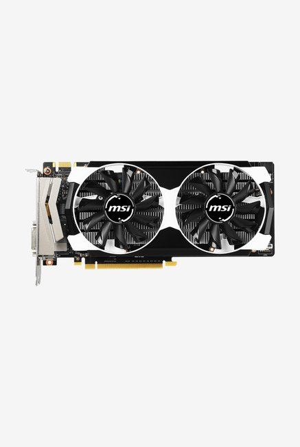 MSI GTX 950 2GD5T OC Graphics Card Black