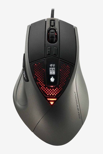 Cooler Master Sentinel Advance II SGM-6010-KLLW1 Mouse Black