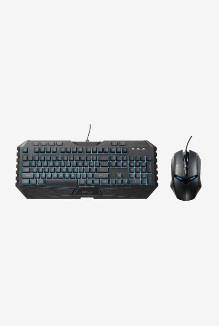 Cooler Master Octane SGB-3020-KKMF1-US Keyboard and Mice Black