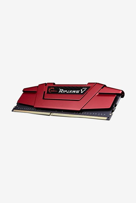 G.Skill Ripjaws V F4-2133C15S-4GVR 4 GB RAM Red