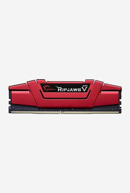 G.Skill Ripjaws V F4-2400C15S-8GVR 8 GB RAM Red
