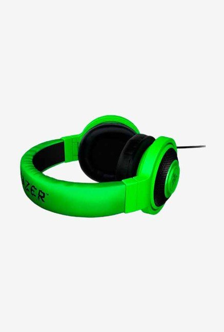 Razer Kraken Analog Music & Gaming Over Ear Headphone Green