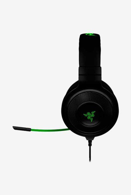 Razer Kraken Analog Music & Gaming Over Ear Headphone Black