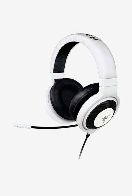 Razer Kraken Pro - Analog Gaming Over the Ear Headset White