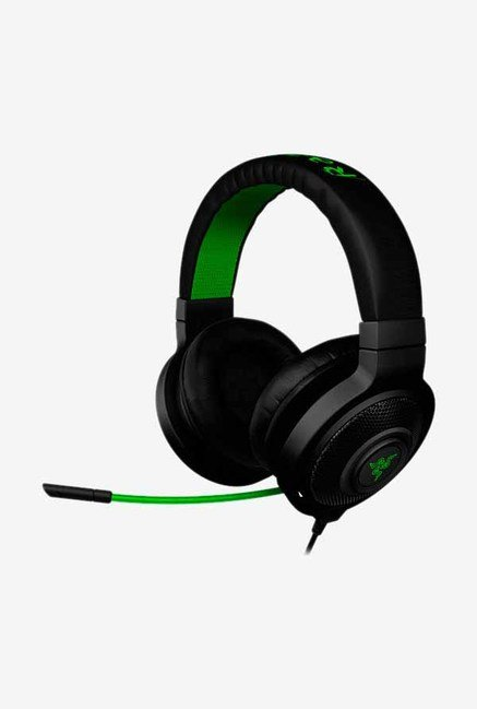 Razer Kraken Pro 2015 Analog Gaming Over Ear Headset Black