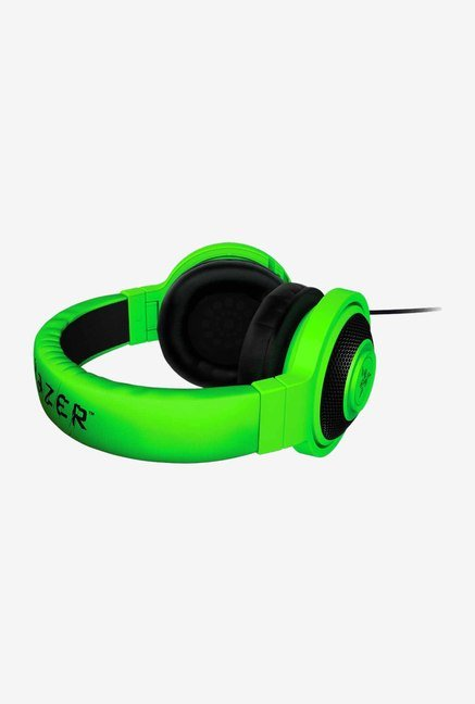 Razer Kraken Pro 2015 Analog Gaming Over Ear Headset Green