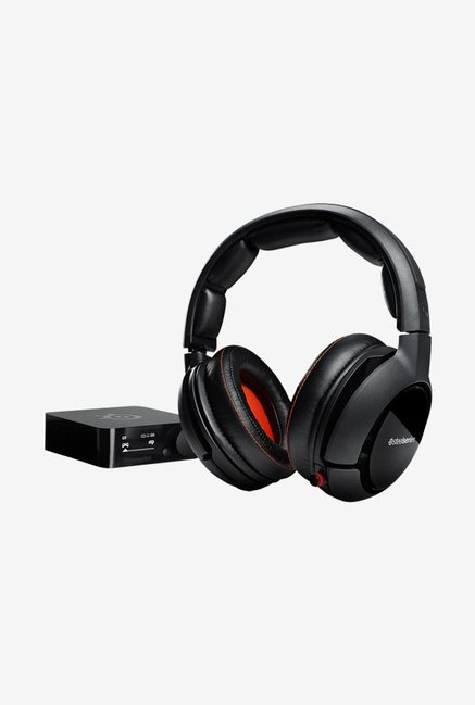 SteelSeries Siberia P800 Over the Ear Headset Black for PS4