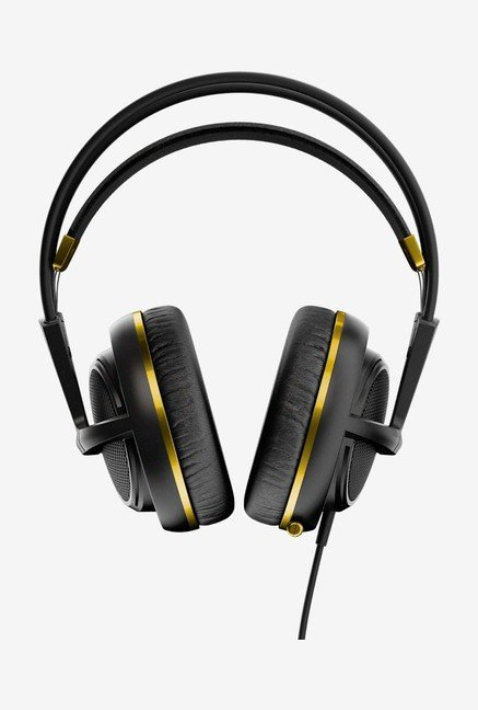 SteelSeries Siberia 200 Over the Ear Headset Alchemy Gold