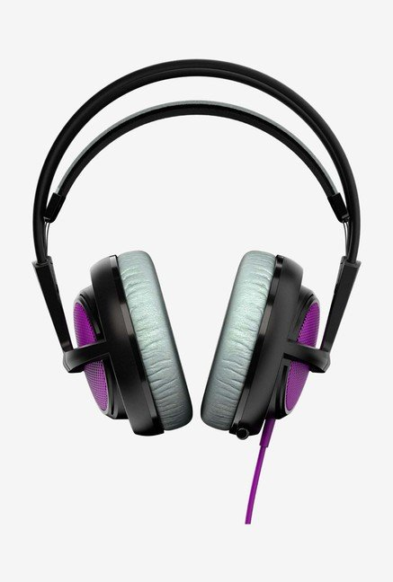 SteelSeries Siberia 200 Over the Ear Headset Sakura Purple
