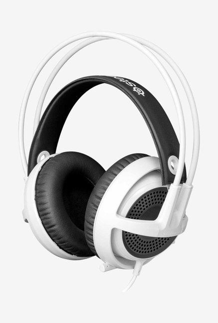 SteelSeries Siberia v3 Over the Ear Headset White
