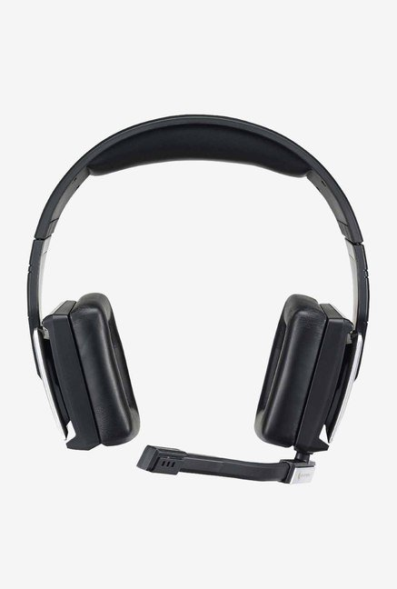 Cooler Master Pluse-R Aluminium Over the Ear Headset Black