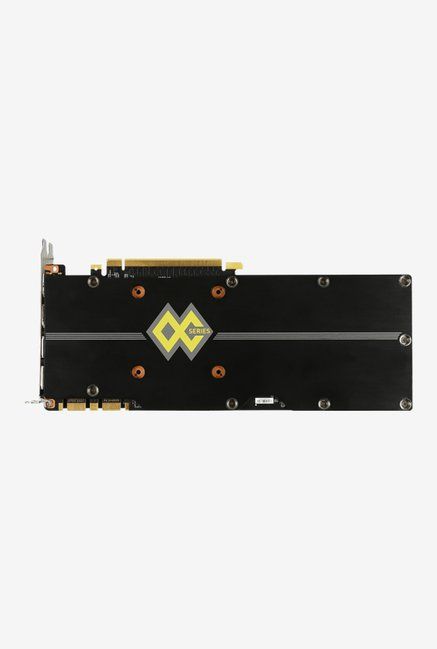 MSI GTX 980Ti SEA HAWK Graphics Card Black