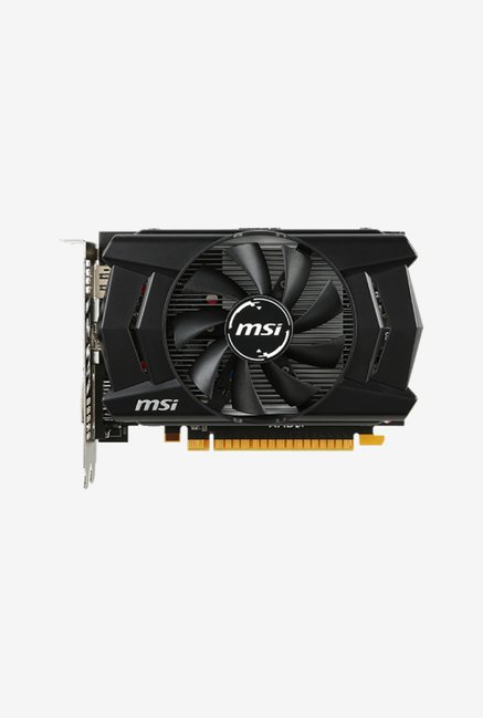 MSI R7 360 2GD5 OC Graphics Card Black