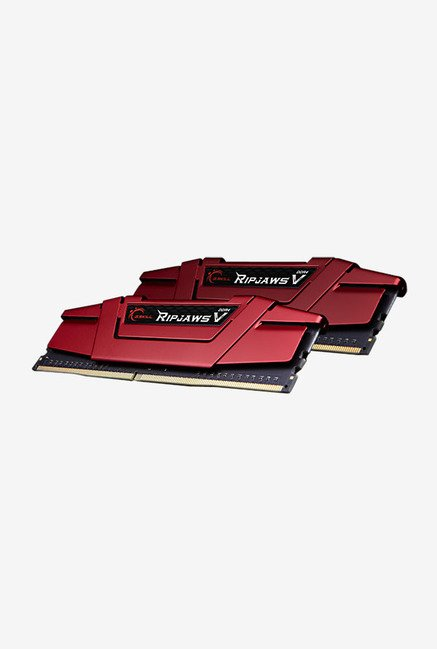 G.Skill Ripjaws V F4-2400C15D-16GVR 16 GB RAM Black