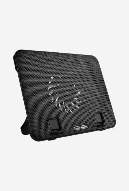 Cooler Master Notepal i200 Note Book Cooling Pad Black