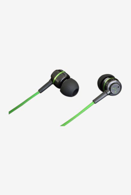 SoundMagic ES 18 In-Ear Headphone Black & Green