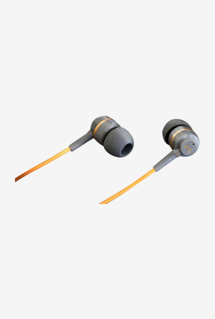 SoundMagic ES 18 In-Ear Headphone Black & Orange