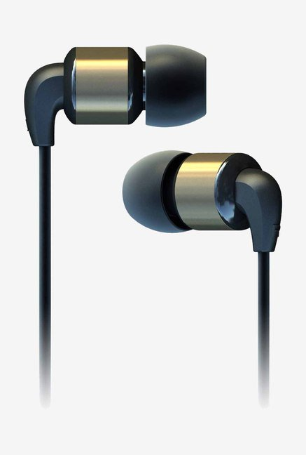 SoundMagic PL 11 In-Ear Headphone Black