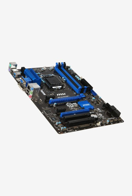 MSI B85-G41 PC Mate Motherboard Black