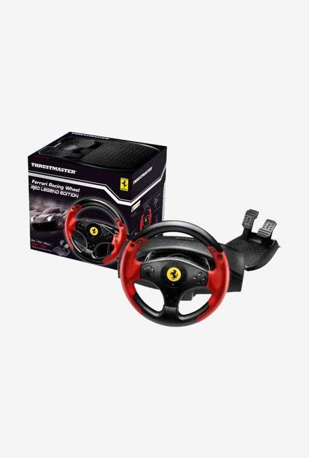 Thrustmaster Ferrari Racing Wheel Red Legend for PC/PS3