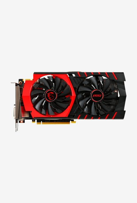 MSI GTX 950 GAMING 2G Graphics Card Black