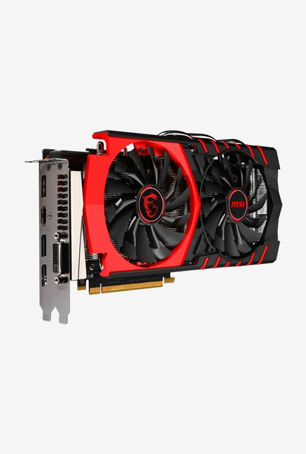 MSI GTX 960 GAMING 2G Graphics Card Black