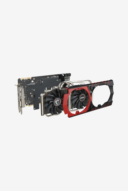 MSI GTX 980 GAMING 4G Graphics Card Black