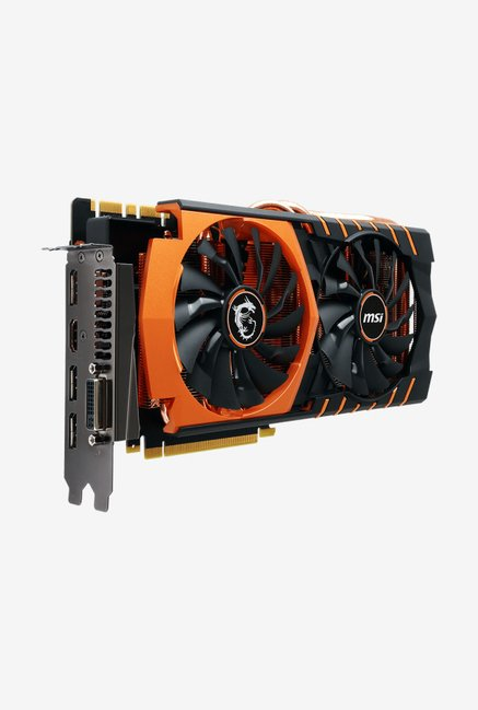 MSI GTX980Ti 6G GOLDEDIT Graphics Card Black