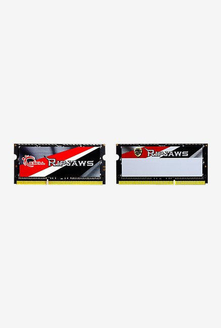 G.Skill Ripjaws DDR3 F3-1600C9S-8GRSL 8 GB RAM Black