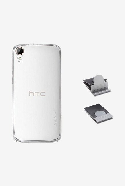 Stuffcool Soft Case For HTC Desire 828 (Clear)