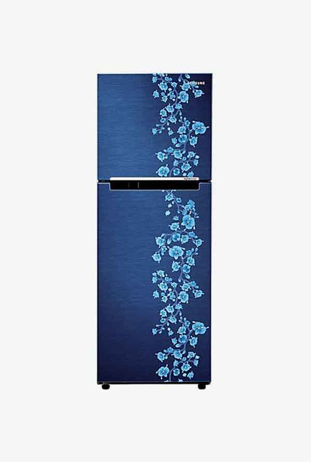 Samsung RT27JARMAPX 253L Double Door Refrigerator (Blue)