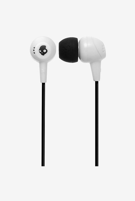 Skullcandy JIB S2DUDZ-072 In Ear Headphones White