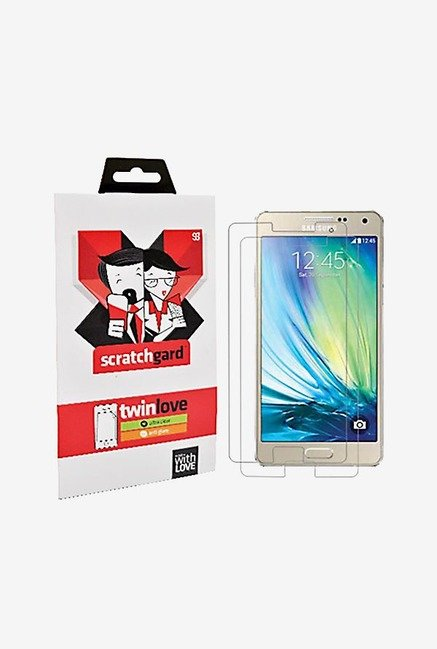 ScratchGard Twin Pack Screen Protector for Samsung Galaxy A5