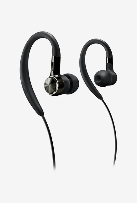 Philips SHS8100 In Ear Headphones Black