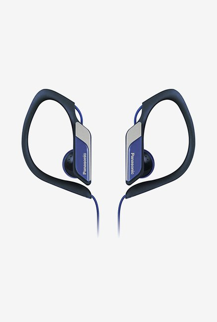 Panasonic RP-HS34ME-A In Ear Headphones Blue