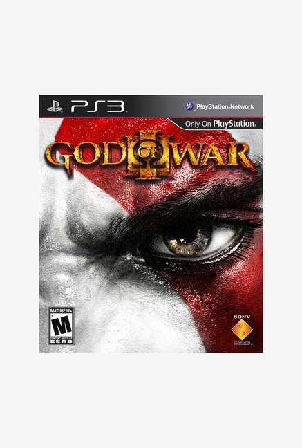 Sony God of War III PS3 Game