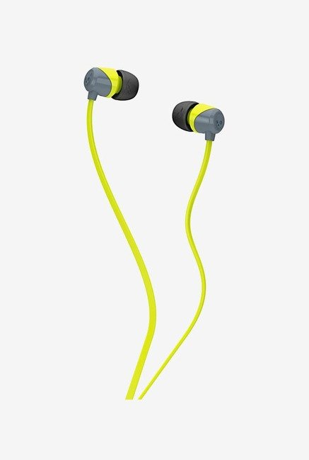 Skullcandy S2DUFZ-385 In Ear Headphones Hot Lime