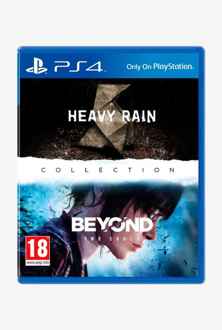 Sony Heavy Rain and Beyond Two Souls PS4 Game