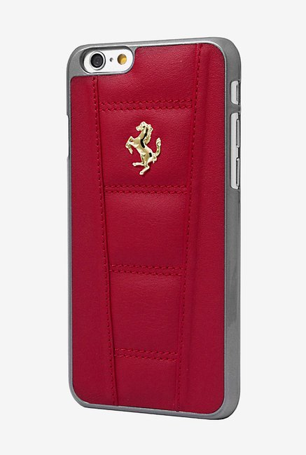 Ferrari 458 Hard Case Red for iPhone 6 & 6S