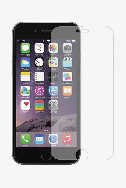 Stuffcool Puretuff Tempered Glass for Apple IPhone 6 /6S