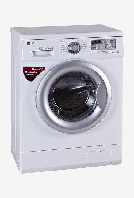 LG FH0B8NDL21 6KG Front Loading Washing Machine Silver