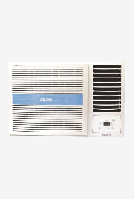 Voltas 185 MYi 1.5 Ton 5 Star Window AC Copper (White)